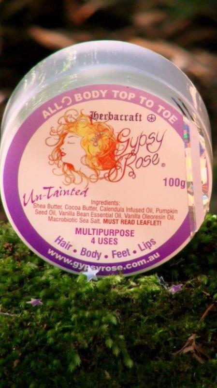 Gypsy Rose All Body Top To Toe Exfoliating Body Scrub
